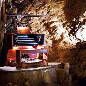 Grand Stalacpipe Organ