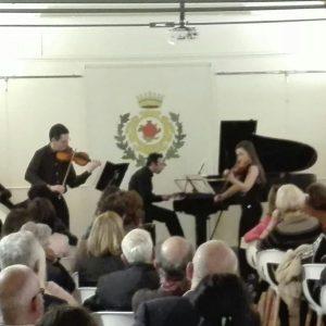 Concerto per 2 violini e pianoforte (Pomigliano)